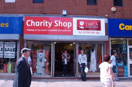 YMCA White Rose Shop [Mexborough]