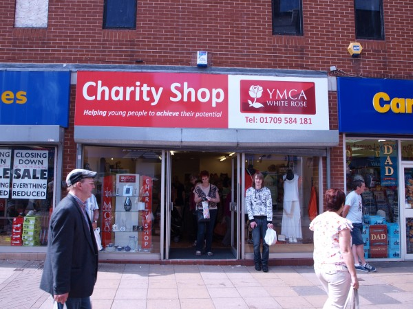 YMCA White Rose Shop [Mexborough]