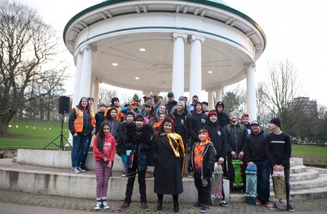 Tribo Fogo – Saturday 13th February, Clifton Park